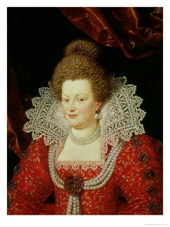 Marie de Medici, Queen of France - kings-and-queens Photo