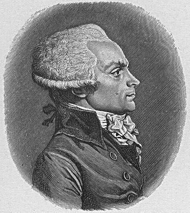 Maximillien Robespierre