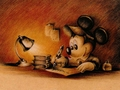 Mickey Mouse Wallpaper - mickey-mouse wallpaper