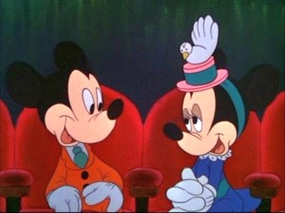 Mickey and Minnie ماؤس