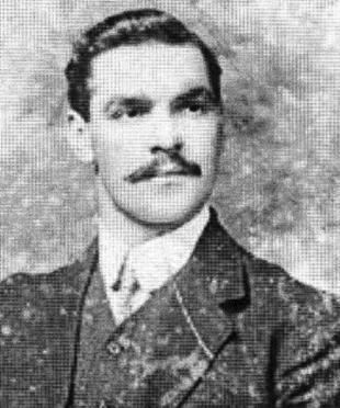 Millvina's Father, Bertram Dean