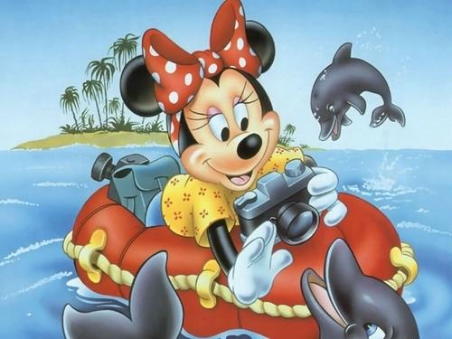 Minnie chuột