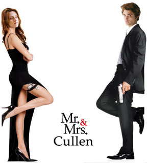 Mr. And Mrs. Cullen