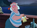 Mr. Smee - peter-pan photo