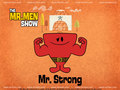 Mr. Strong - garu500 wallpaper