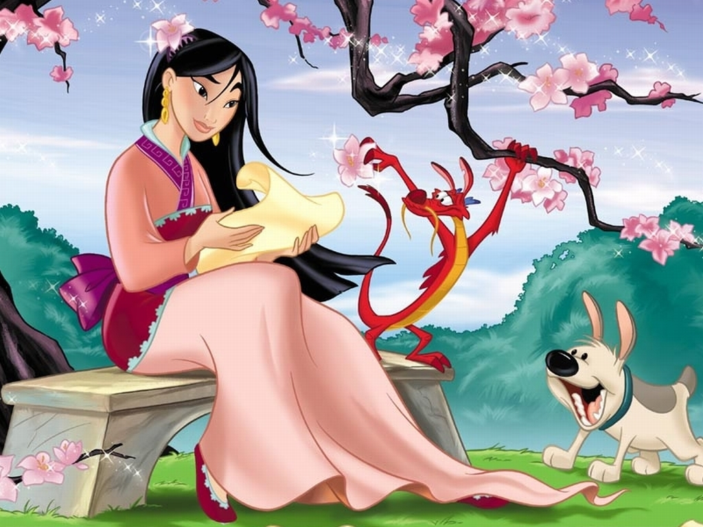 mulan wallpaper mulan wallpaper 6584239 fanpop