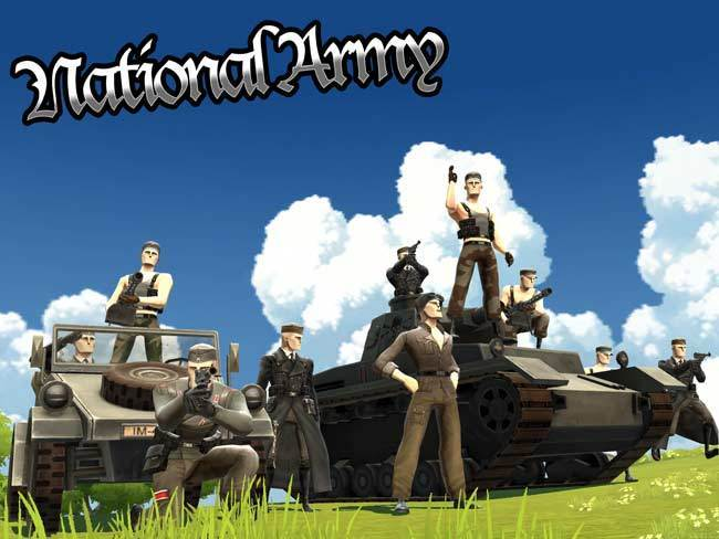 National Army Battlefield Heroes Foto 6542932 Fanpop