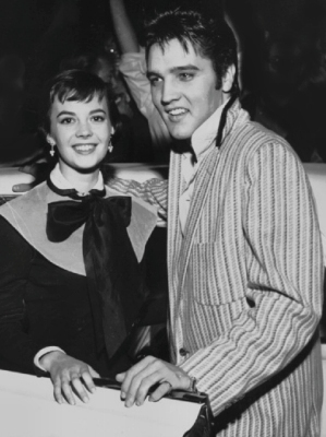 Natalie and Elvis