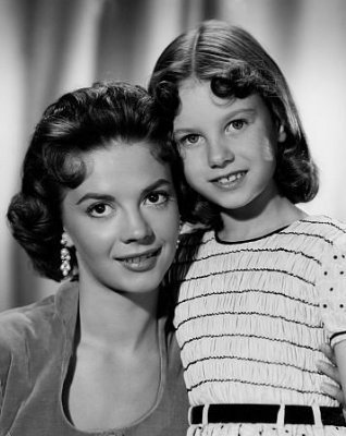 Natalie and Lana Wood