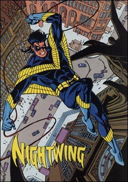 Nightwing 2nd Costume