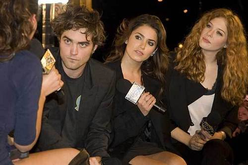 Nikki, Rob and Rachelle