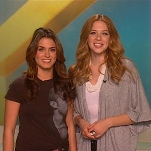 Nikki and Rachelle