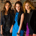 Nikki, kristen, Rachelle - twilight-series photo