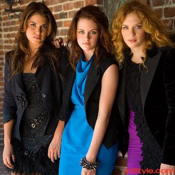 Nikki, kristen, Rachelle