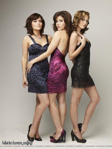 OTH girls <3