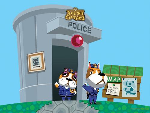 Official Animal Crossing দেওয়ালপত্র