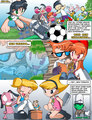 PPGD Bubbles is friends with Mandy - bubbles-powerpuff-girls photo