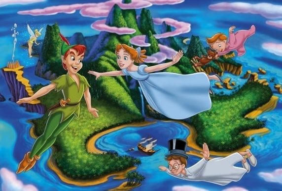 Peter Pan images Peter Pan and Wendy wallpaper and background photos (6524151)