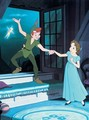 Peter Pan and Wendy - peter-pan photo