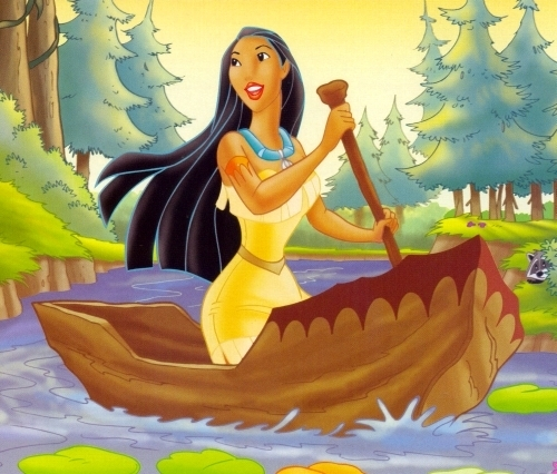 Pocahontas Cartoon Disney