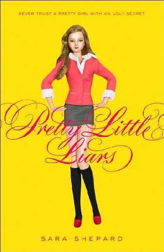 Pretty Little Liars wallpaper containing anime entitled Pretty Little Liars Cover