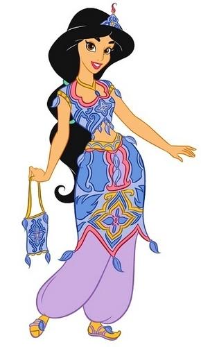 Princess melati, jasmine