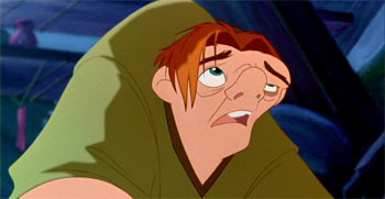 The Hunchback of Notre Dame wallpaper probably with anime entitled Quasimodo