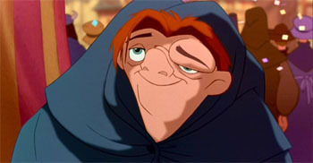 The Hunchback of Notre Dame Hintergrund titled Quasimodo