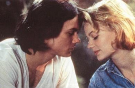 River Phoenix, Samantha Mathis