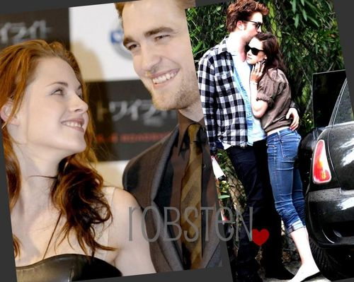 Rob and Kristen- Robsten