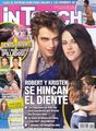 "Rob and Kristen on the cover of ""In Touch""  - twilight-series photo"
