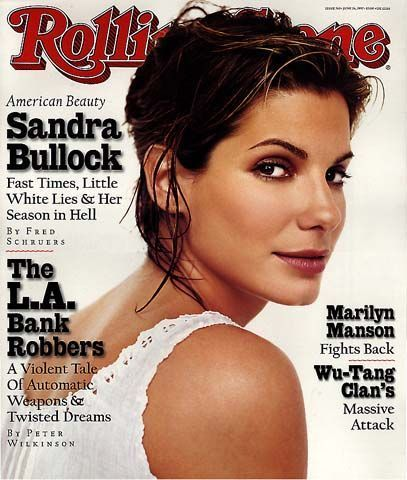 Rolling Stone Cover (June 26, 1997)