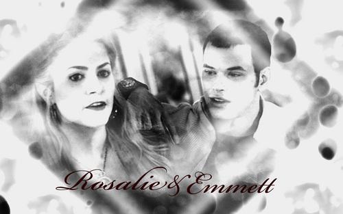Rosalie & Emmett