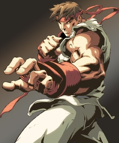 Ryu Jalan Jalan Street Fighter Fan Art 6529379 Fanpop