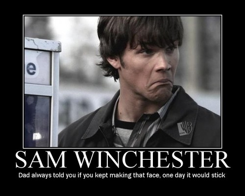 Sam Winchester wallpaper titled Sam Winchester