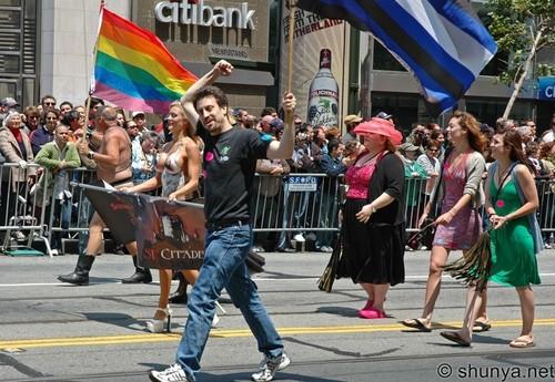 San Francisco LGBT Pride 2008