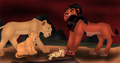 Scar killed Mheetu  - the-lion-king photo