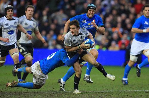 Scotland v Italy, Feb 28 2009