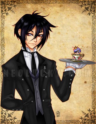 Sebastian fan Art