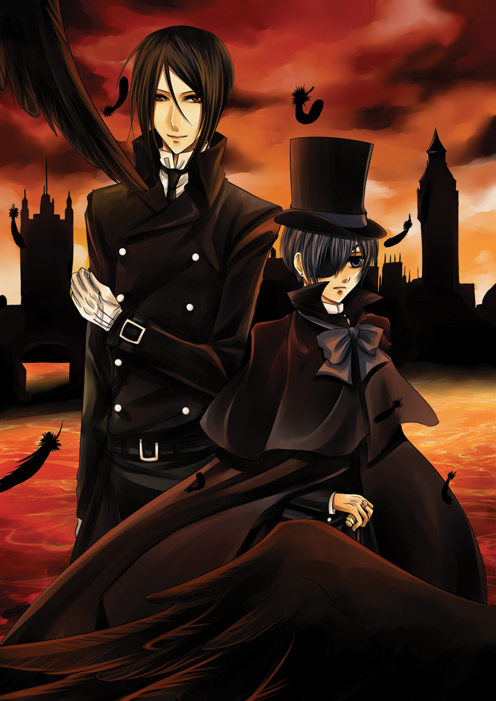 http://images2.fanpop.com/images/photos/6500000/Sebastian-et-Ciel-fan-art-kuroshitsuji-6584473-716-1012.jpg