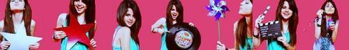 Selena Gomez Banners