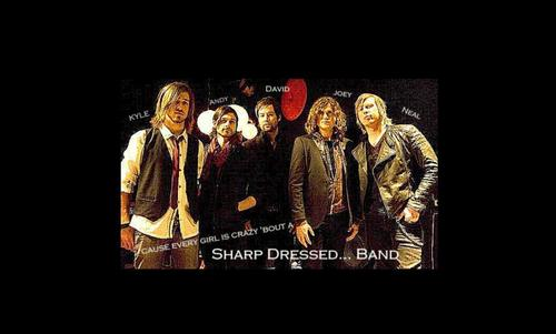 Sharp Dressed Band