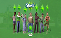 Sims 3 achtergrond