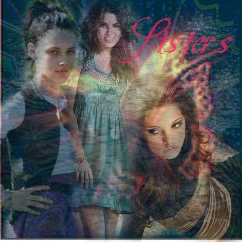 Sisters (Bella, Alice, Rosalie)