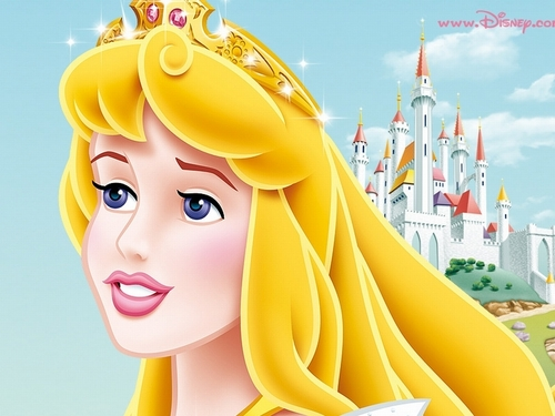 Sleeping Beauty wallpaper
