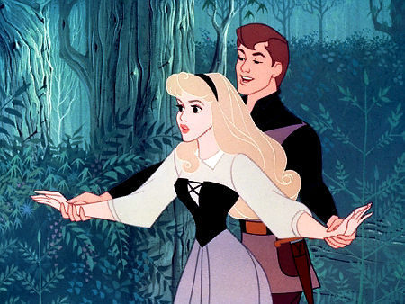 Sleeping Beauty images Sleeping Beauty and Prince Phillip wallpaper and background photos