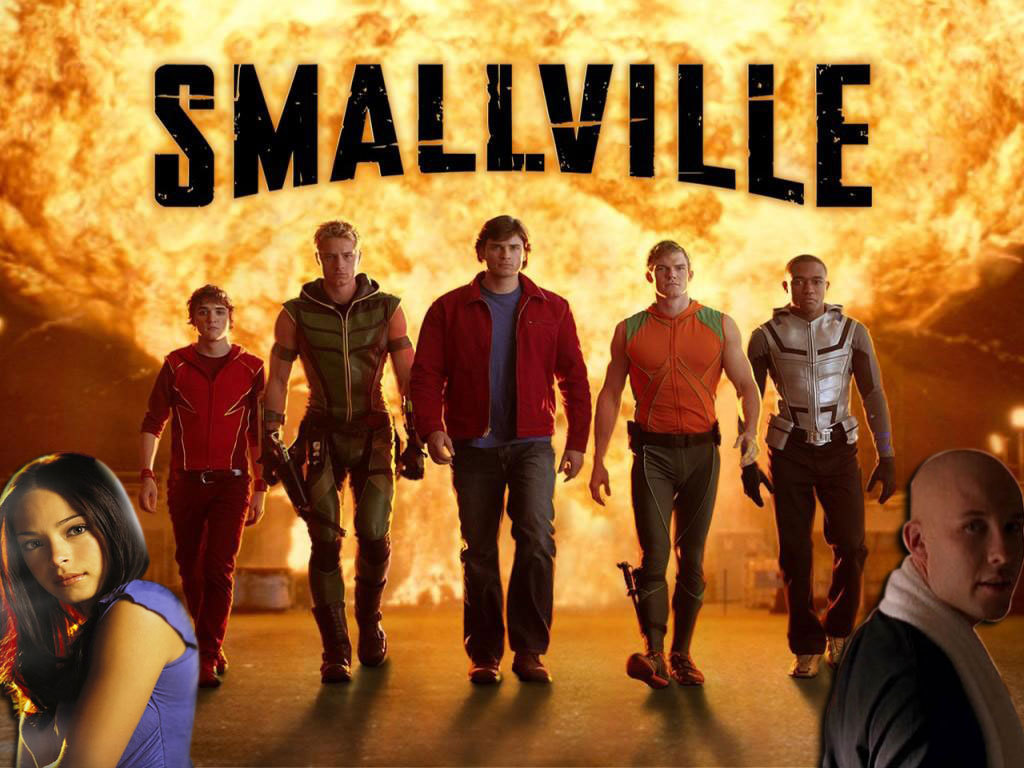 Smallville images Smallville Justice League HD wallpaper ...