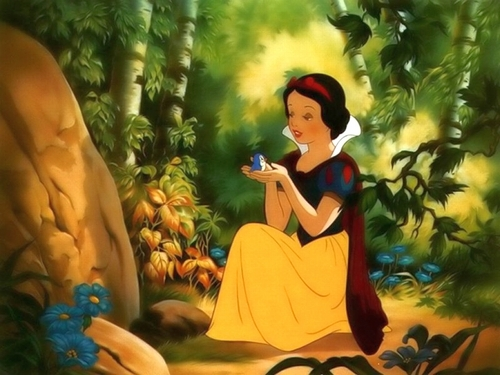 Snow White Wallpaper - snow-white-and-the-seven-dwarfs Wallpaper