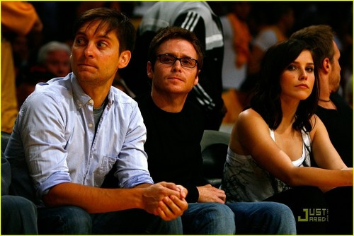 Sophia Bush: Lakers And A New Love?