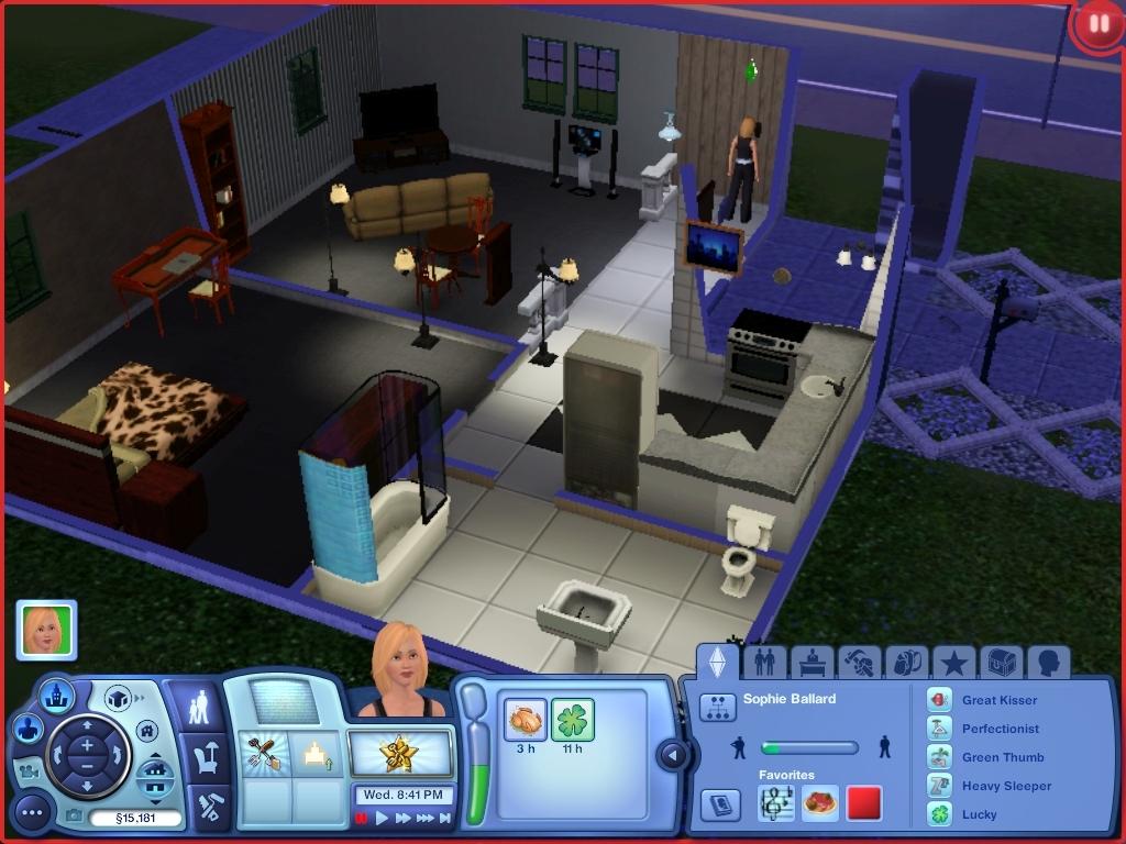 the sims 3 original houses